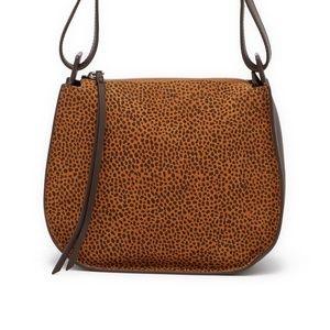ALL SAINTS  leather calfskin hobo bag